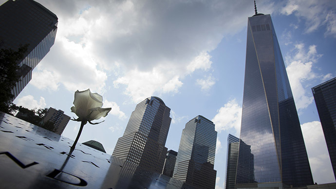 Rising from the ashes: Amazing time-lapses of One World Trade Center construction