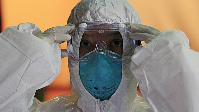 Ebola appeal raises £10m in 5 days