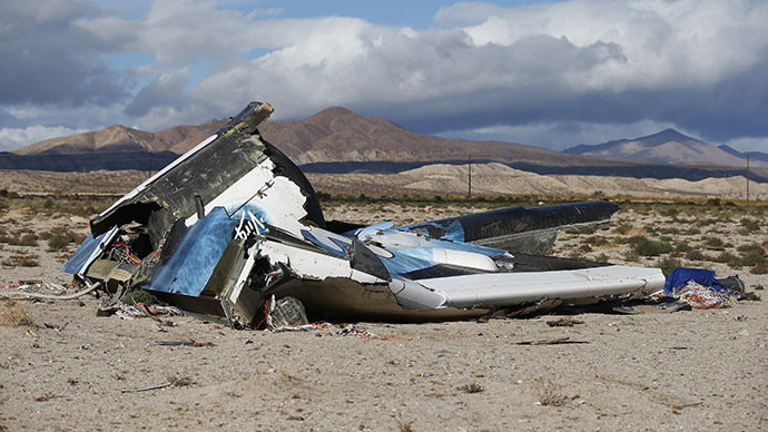 Faulty descent system may be behind Virgin Galactic SpaceShipTwo's fatal crash