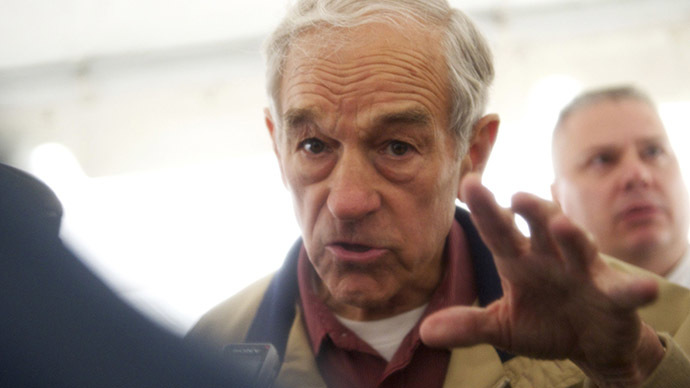 Ron Paul: Gun control and interventionism leads to less safety