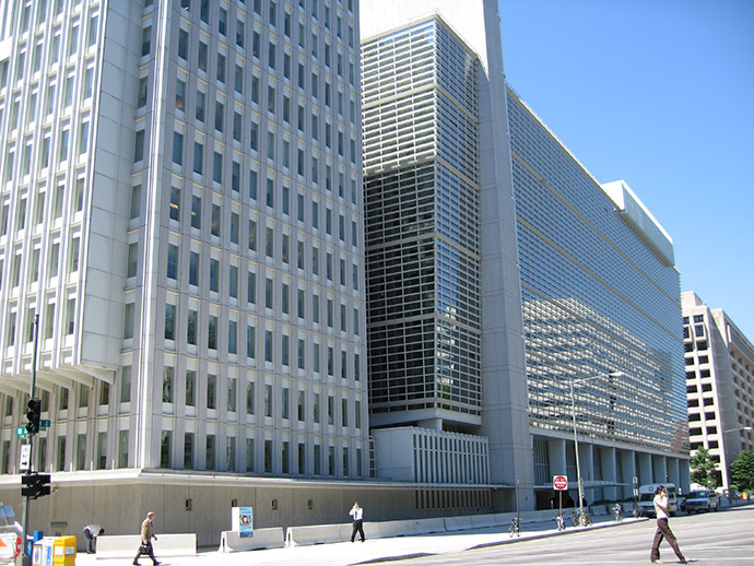 The World Bank Group headquarters, Washington D.C. (Photo by Shiny Things/flickr.com)