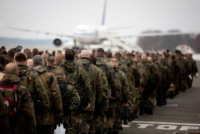 AFP Φωτογραφία / Kay Nietfeeld