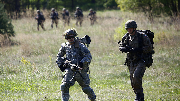 NATO asks US for more troops in Baltic states, Poland to counter 'Russia threat'