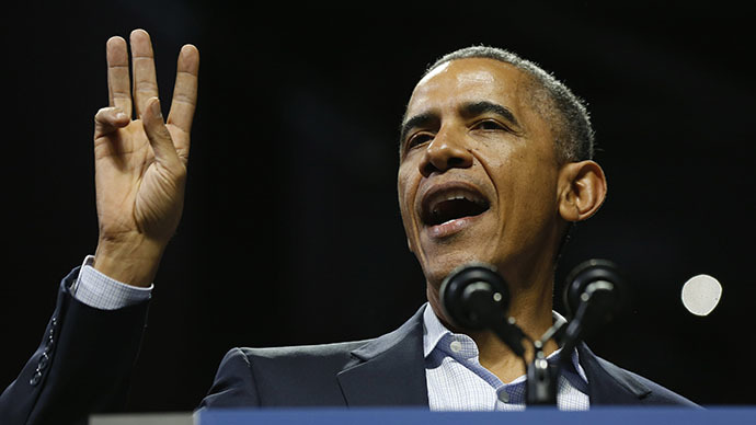 Obama expected to lead Dems into biggest Senate defeat in modern history
