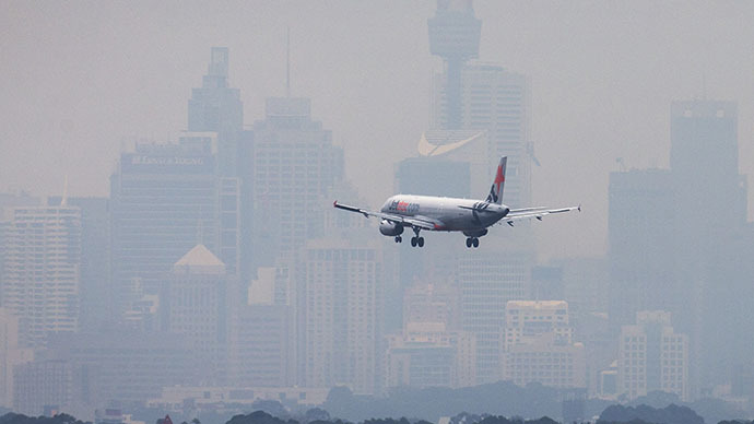 Could hackers cyber-hijack a plane? UK scientists develop tech to fight malware