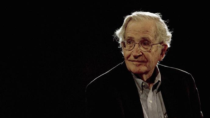 Noam Chomsky calls US 'world's leading terrorist state'
