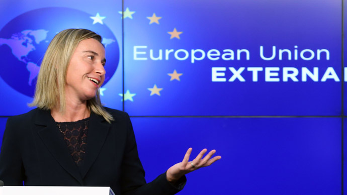 New EU foreign chief calls for creation of Palestinian state in 5 years