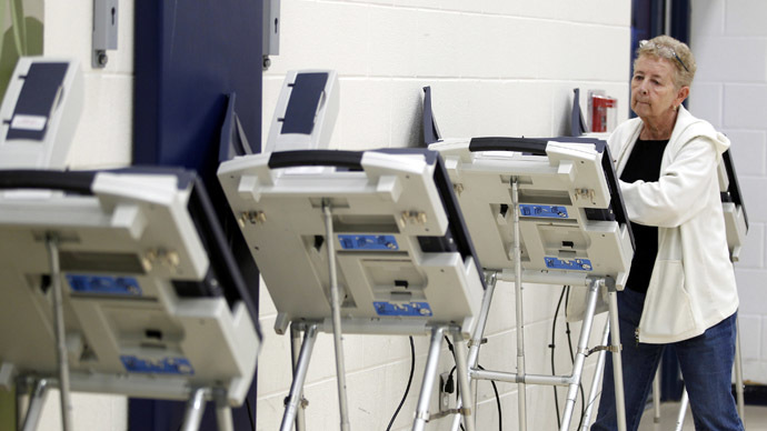 Claims of dysfunctional voting machines muddy elections