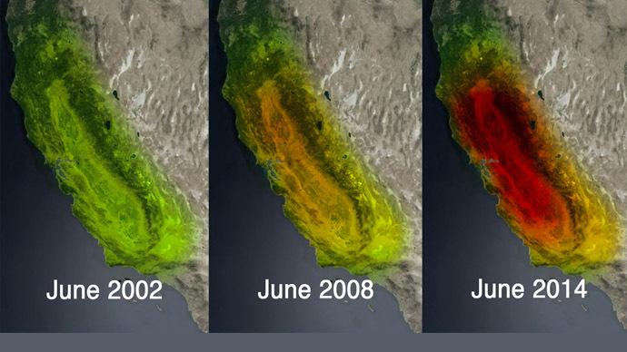 NASA: Major droughts threaten food supply, global security