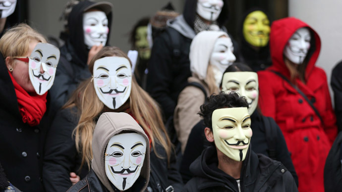 Million Mask March rallies sweeping the globe