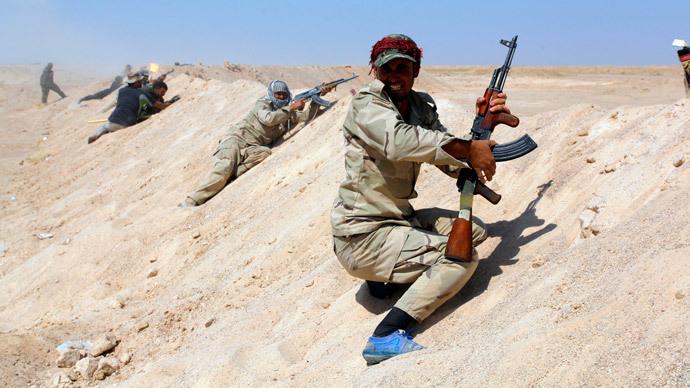 Reuters / Alaa Al-Marjani