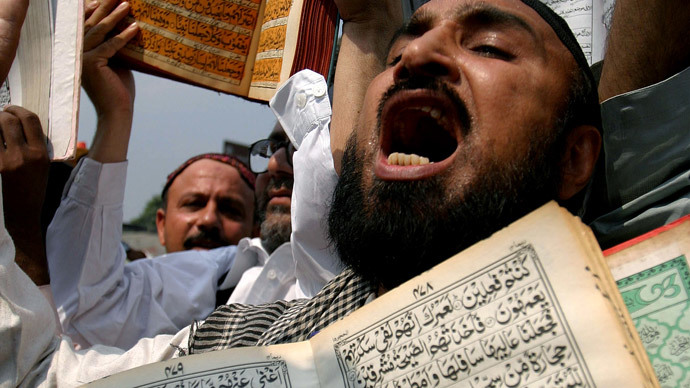 Christian couple beaten, burned in stove for desecrating Koran in Pakistan
