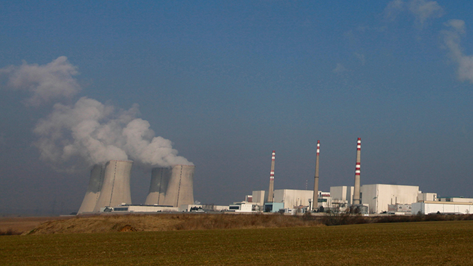 Czech nuclear plant shuts down 2 reactors after cooling system leak