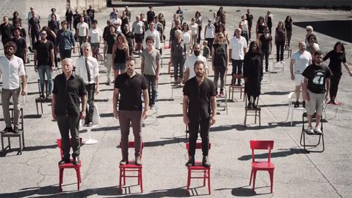 Screenshot from video from www.kickstarter.com