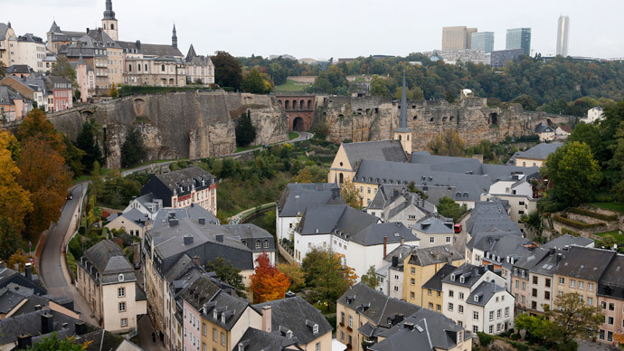Tax Haven No.1 - 340 global companies avoid billions in Luxembourg