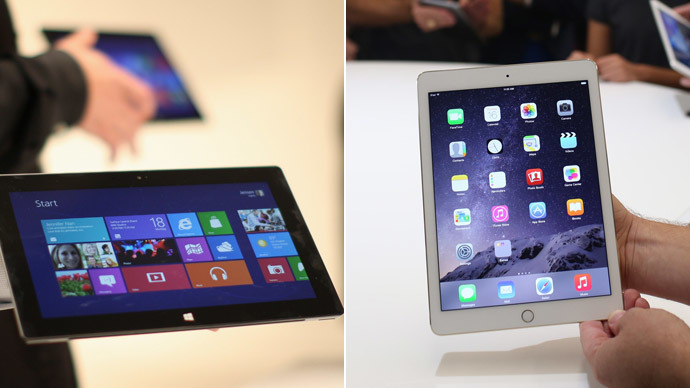 #Productplacementfail: CNN anchors favor iPads over sponsor Microsoft's tablet on Election Night