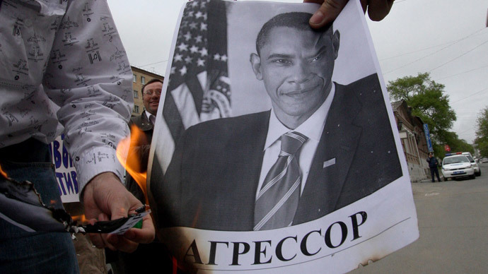 Obama loses the respect of Russians – poll