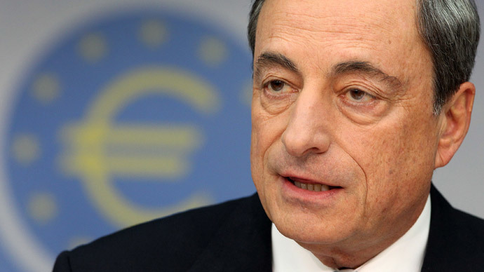 ECB hints at US-style 'easy money' stimulus but doesn't pull switch