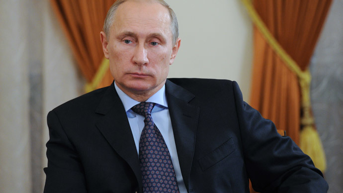 Putin promises support to Afghanistan after ISAF withdrawal