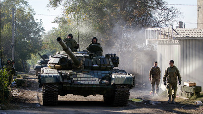 Kiev does not confirm Donetsk Airport truce, fighting ongoing