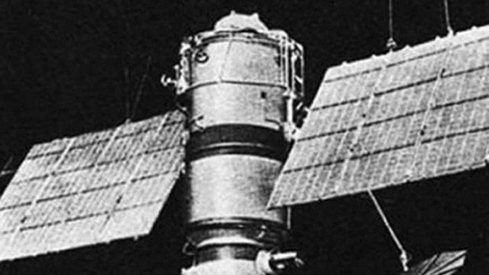 ​Soviet spy satellite to fall back to Earth