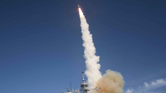 US knocks down ballistic, cruise missile targets in complex Aegis system test
