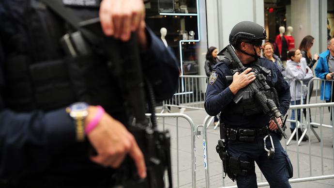 'Breakdown of society?' NYPD kills marijuana sting policy
