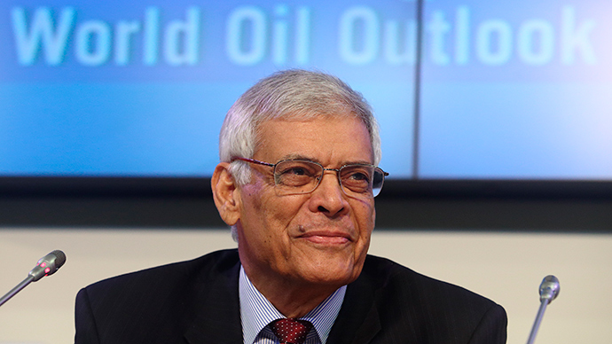 OPEC 'not panicking', will intervene should oil drop to $70