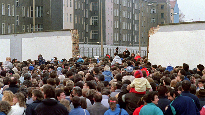 A third of Russians think Cold War did not end with fall of Berlin Wall