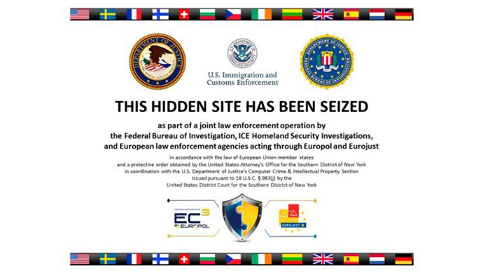 Silk Road 2.0 taken down, 6 Britons arrested in dark web int'l police op