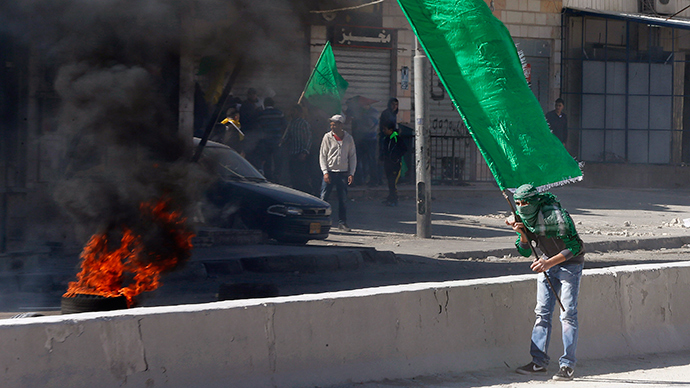 ​Explosions as Palestine erupts in 'Day of Rage' against Israel Al-Aqsa mosque restrictions