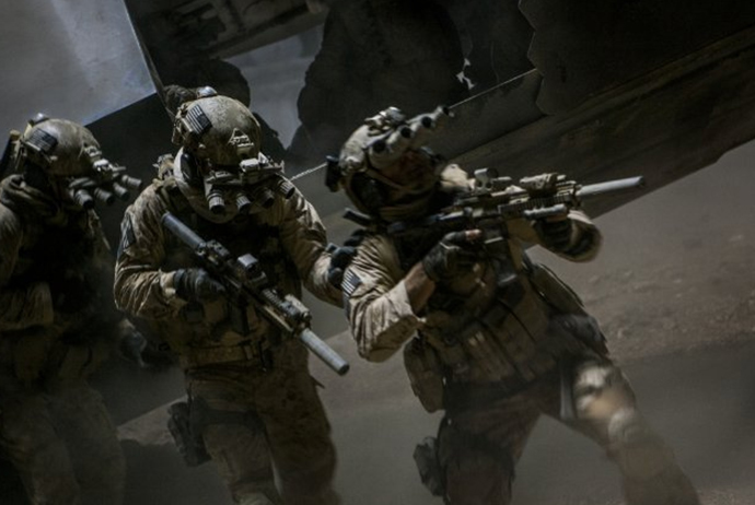 Screenshot from Zero Dark Thirty (2012)