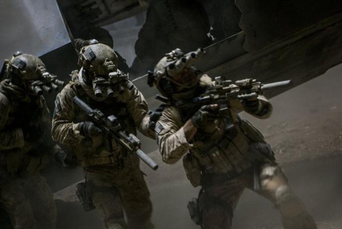 Screenshot from Zero Dark Thirty (2012)