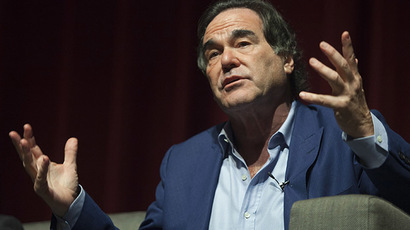 U.S. film director and screenwriter Oliver Stone. (Reuters/Ana Martinez)