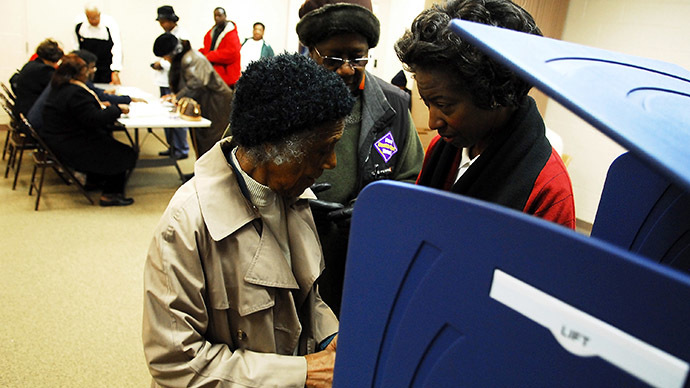 'Overtly racist' South Carolina exit poll asked if blacks are 'too demanding' of equal rights