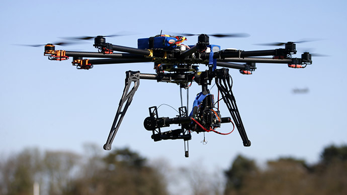 ​Personal Big Brother: US man wants drones for neighborhood watch