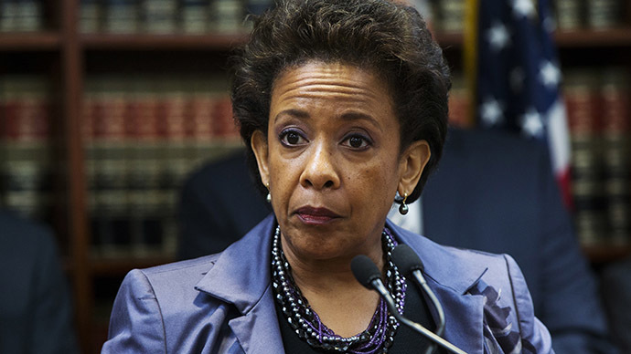 President Obama picks first black woman to head Justice Department