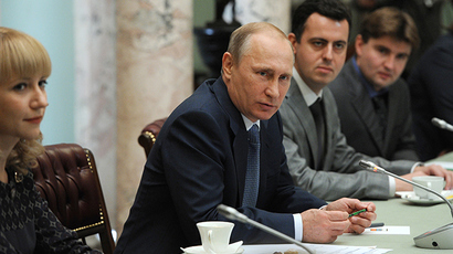 Putin on G20: Russia sanctions contradict club principles