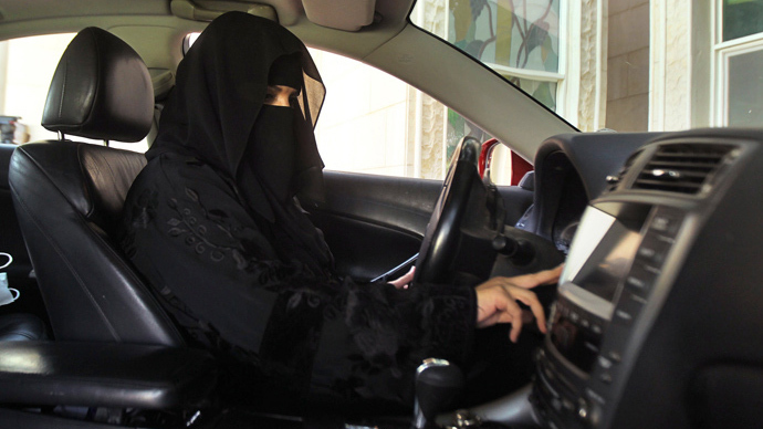 Saudi Arabia mulls women's right to drive - but only for over-30s 'without make-up'