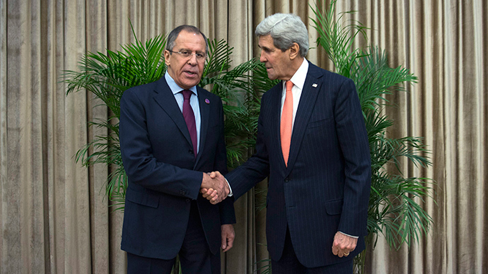 Lavrov to Kerry on E. Ukraine: Disengagement of warring sides must be completed