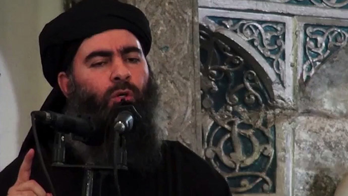 Iraqi state TV confirms Islamic State group leader al-Baghdadi wounded in airstrike