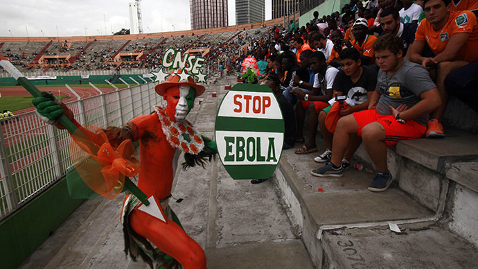 'Ebola spread risk too serious': Morocco refuses to host Africa football cup