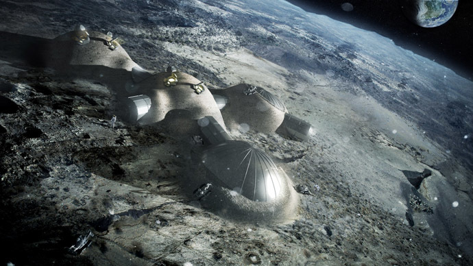 3D-printed moonbase? No problem for our robots, says European Space Agency (VIDEO)