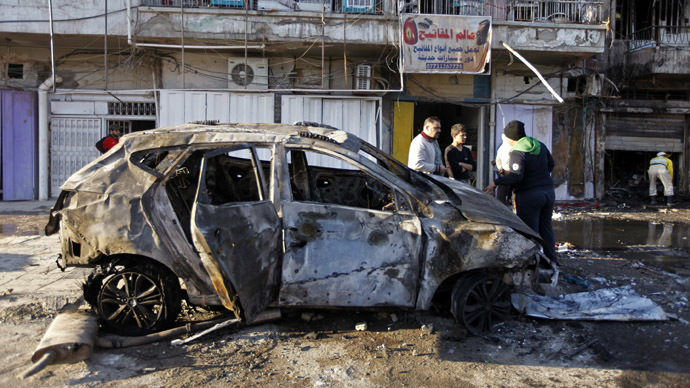 British ISIS suicide bomber blows himself up in northern Iraq – report