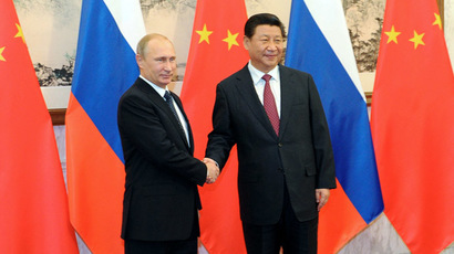 Russia-China APEC deals reflect 'natural synergy'