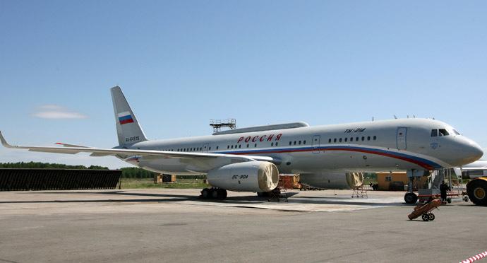 Tu-214 (RIA Novosti/Maksim Bogodvid)