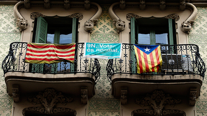 'Disobedience!' Spain to sue Catalonian leader over independence vote