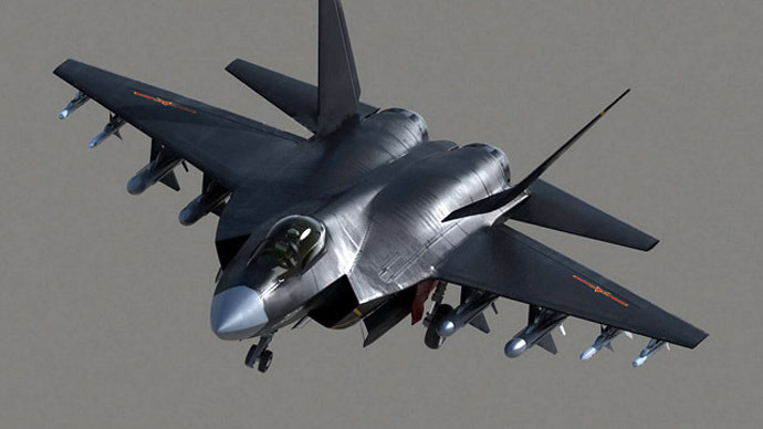 China's 5G fighter to fly Russian jet engines