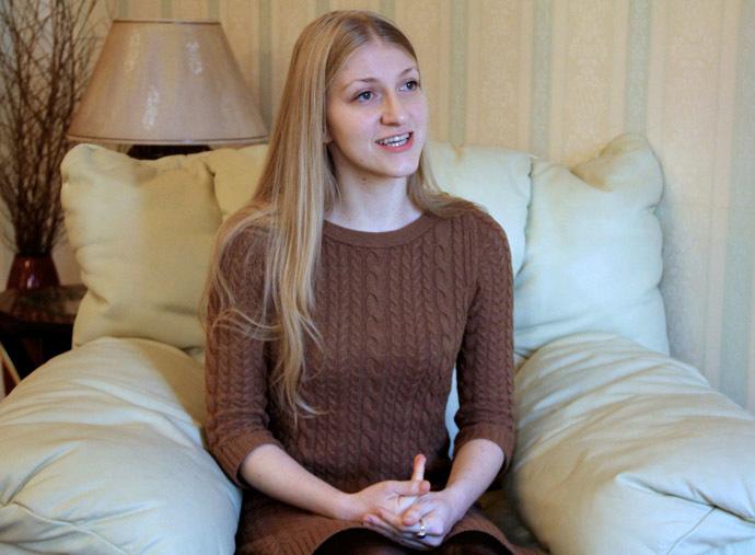 Yekaterina Zatuliveter (RIA Novosti/Elena Pakhomova)