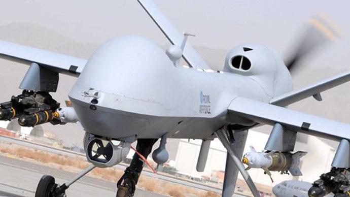 UK Reaper drone conducts first strike in Iraq